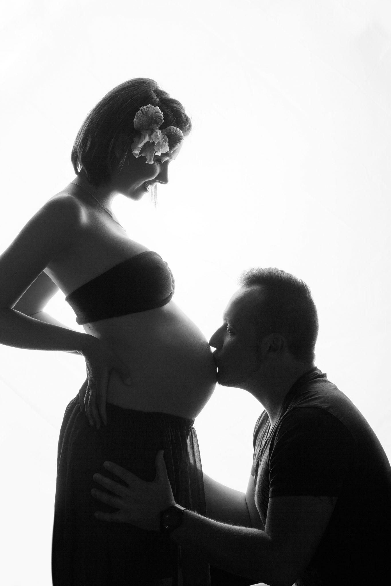 Портфолио беременность студийная