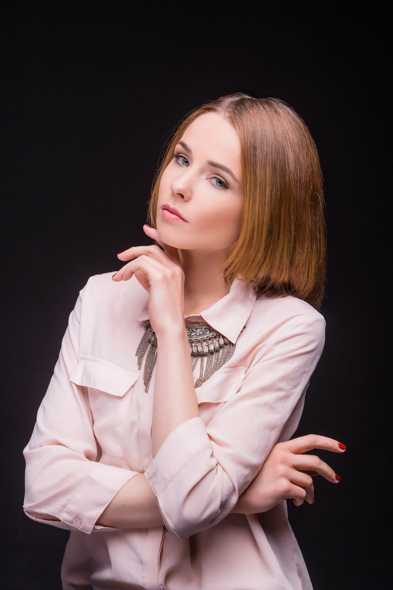 Нюдовый макияж, макияж киев 09