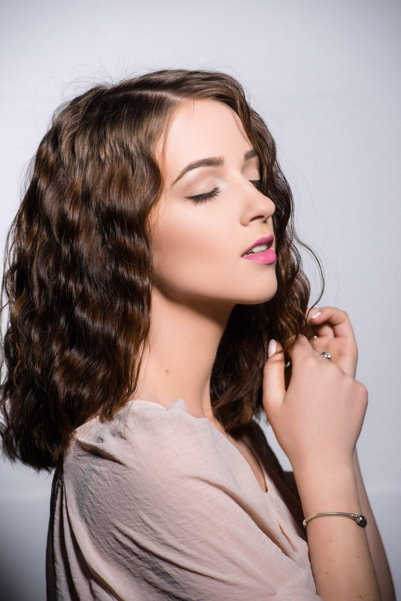 Визаж (makeup) в фотостудии Frontpage
