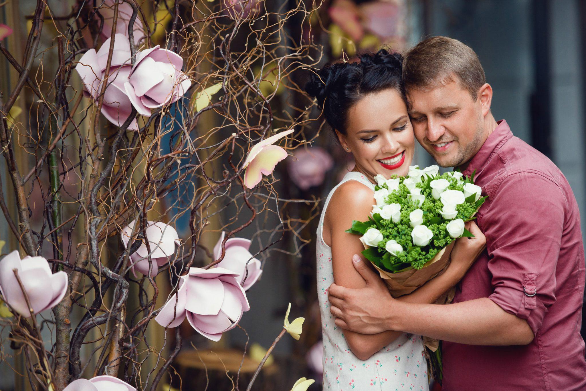 Love Story на природе, прогулка по Пассажу, Киев