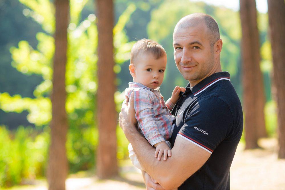 Семейная фотосессия на природе, портфолио Калашник Ольги