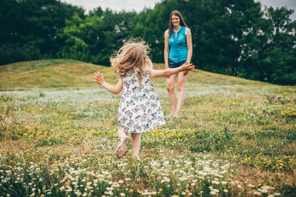 Семейная фотосессия на природе, портфолио Ищенко Надежды