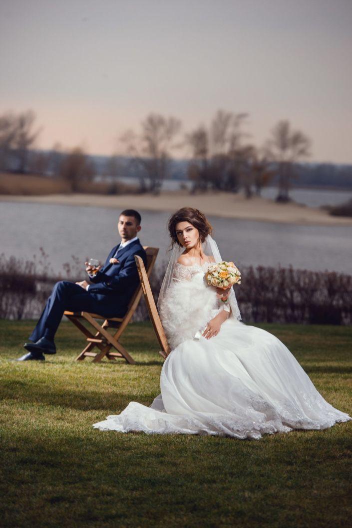 Фотосессия свадьбы, Запорожье