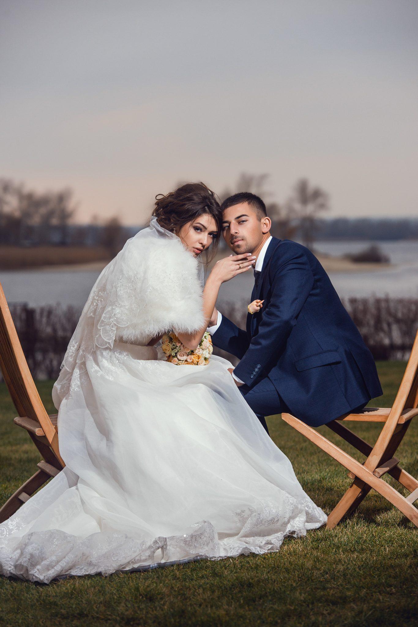 Свадебная съемка (фото и видео) в фотостудии Frontpage