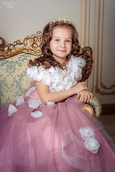 Аренда платьев Diva, платье child dress