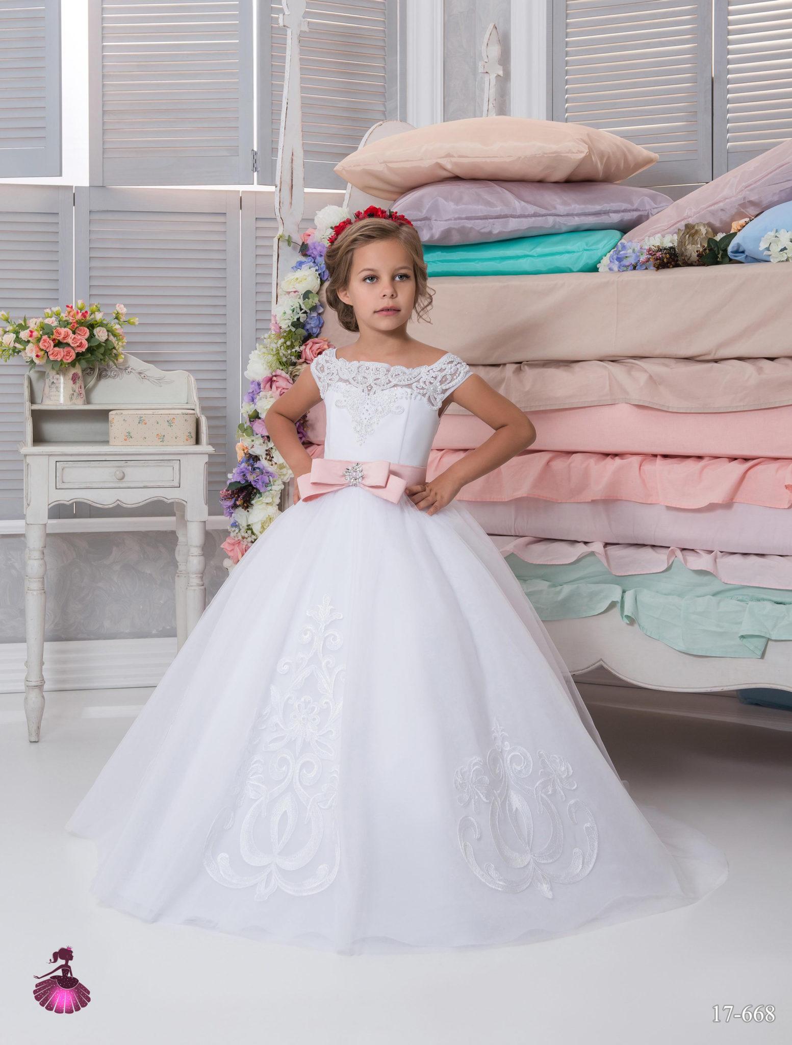 Аренда платьев Little queen dress в фотостудии Frontpage 17-668 04