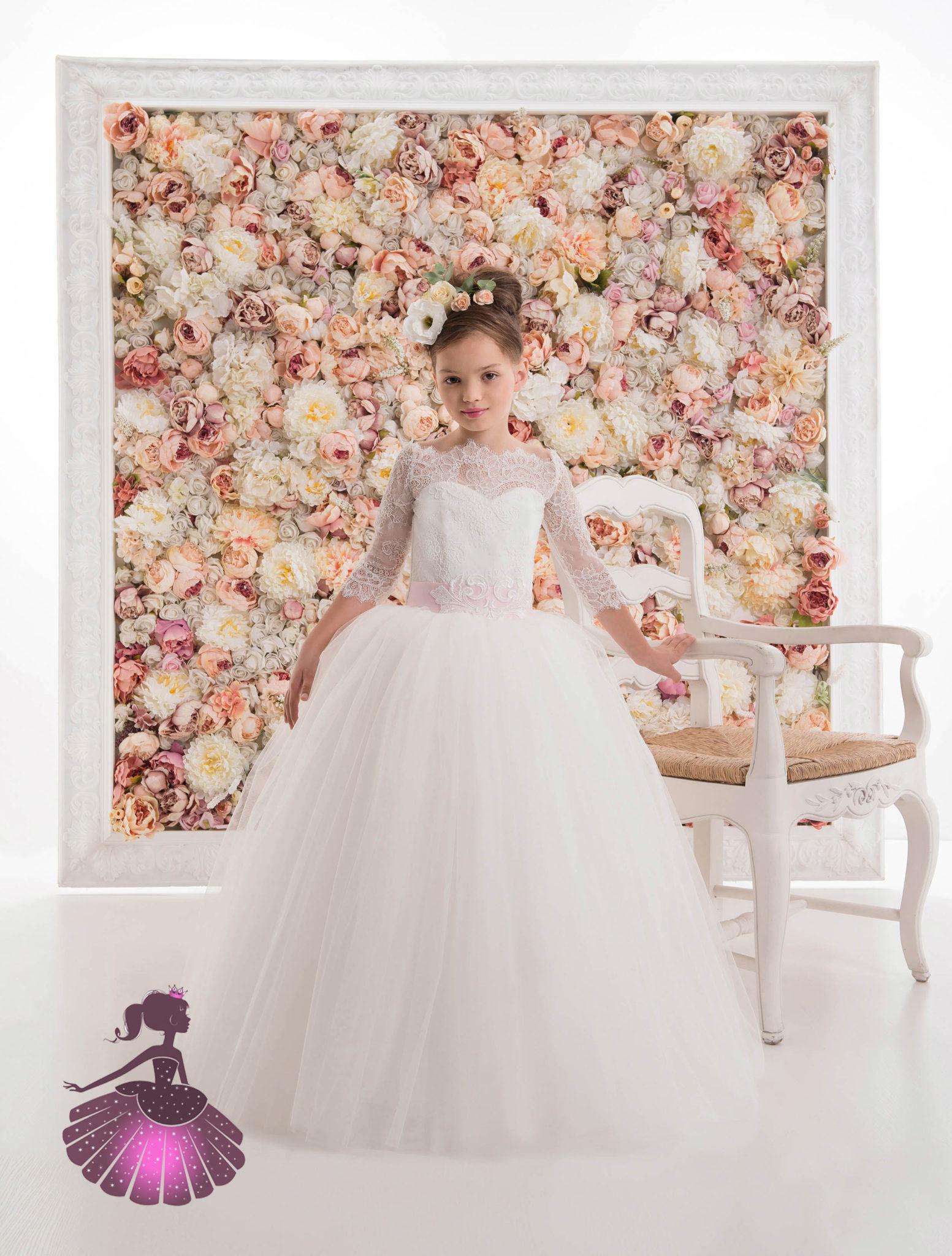 Аренда платьев Little queen dress в фотостудии Frontpage D-406_(2)
