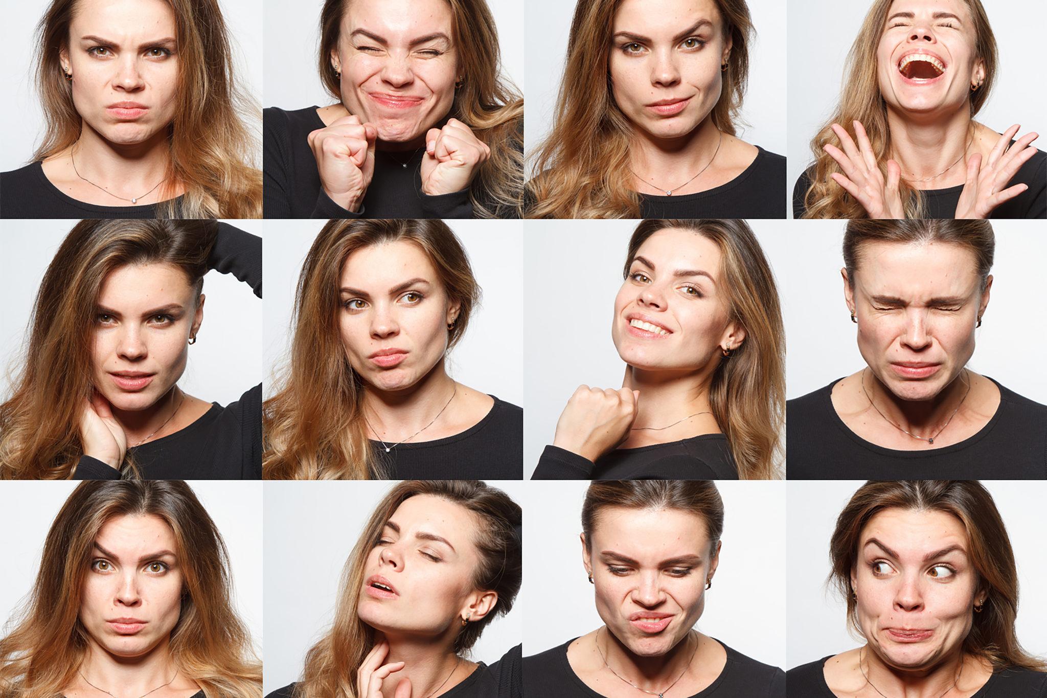Как сделать фото эмоции