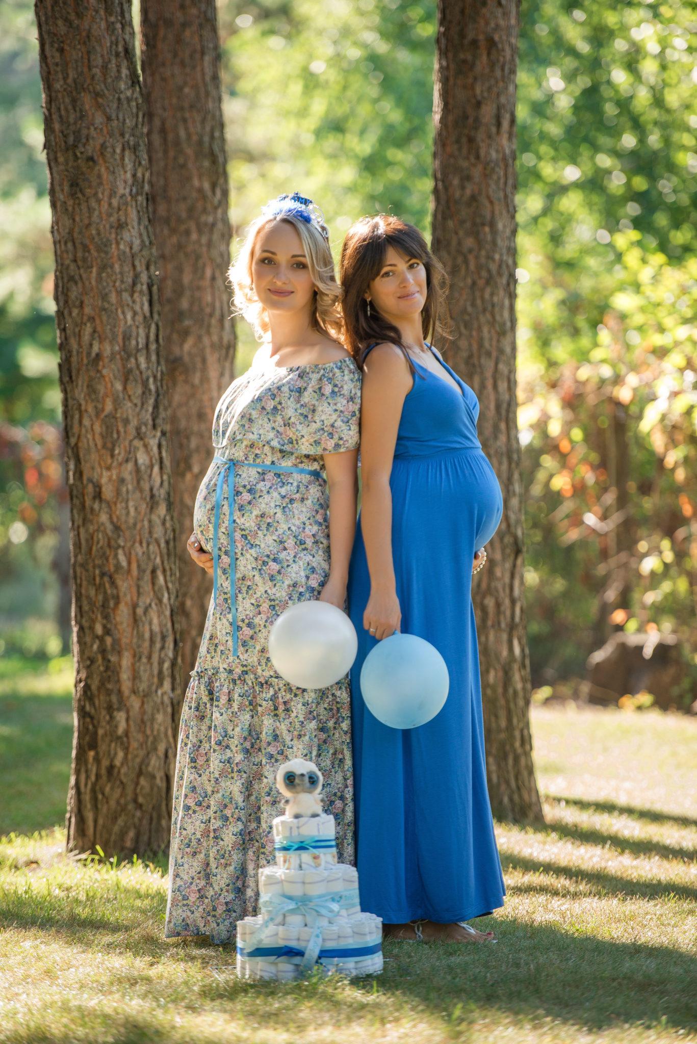 Фотосессия беременных на природе, портфолио