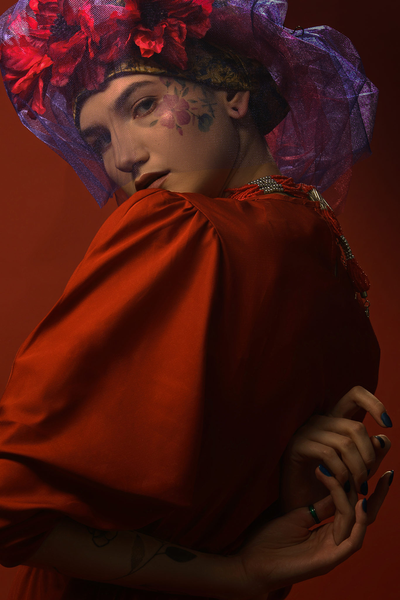 Мария Шевченко. Фотограф Алиса Постникова, визаж Сары Юлия