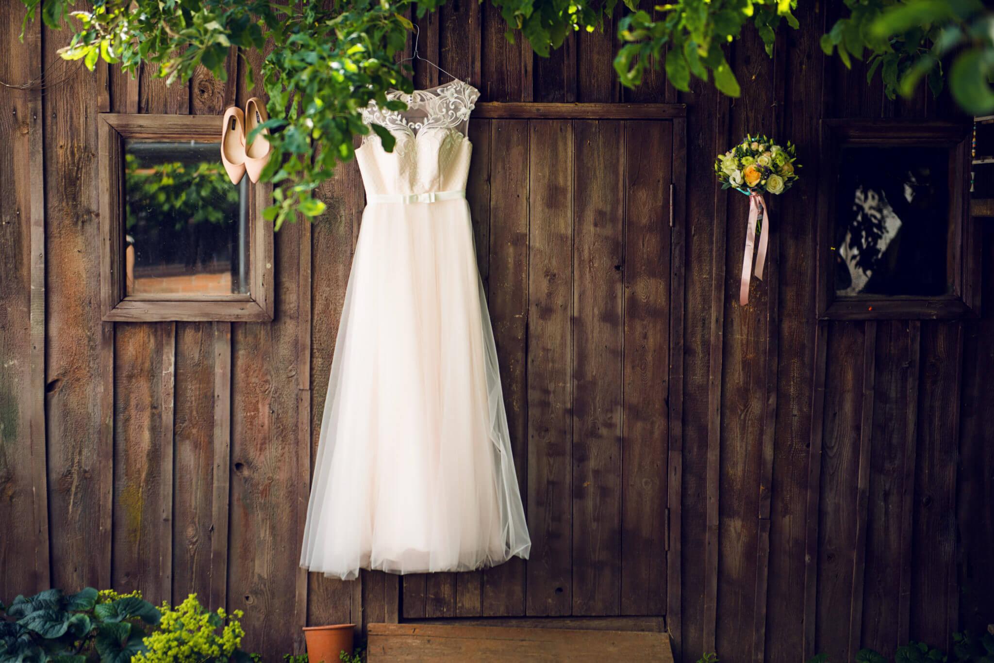 Свадебное портфолио, ph Черкасов, 2017 Шостка, фото платья невесты
