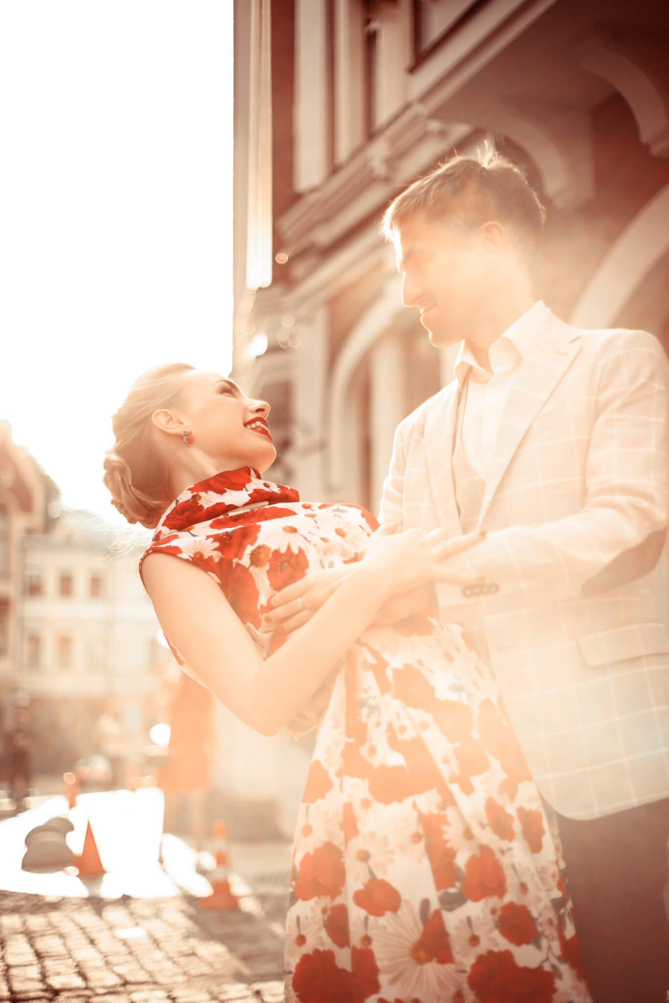 Love Story на природе, прогулка по городу, Воздвиженка, закат, ph Постникова Алиса