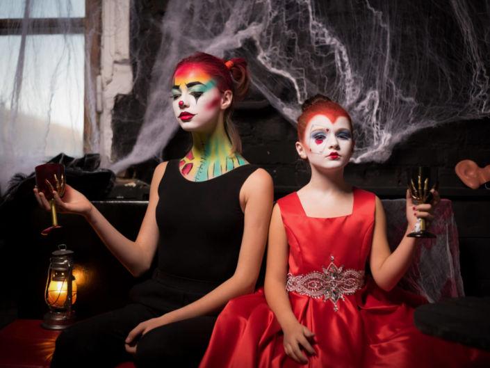 Фотосессия на Хэллоуин