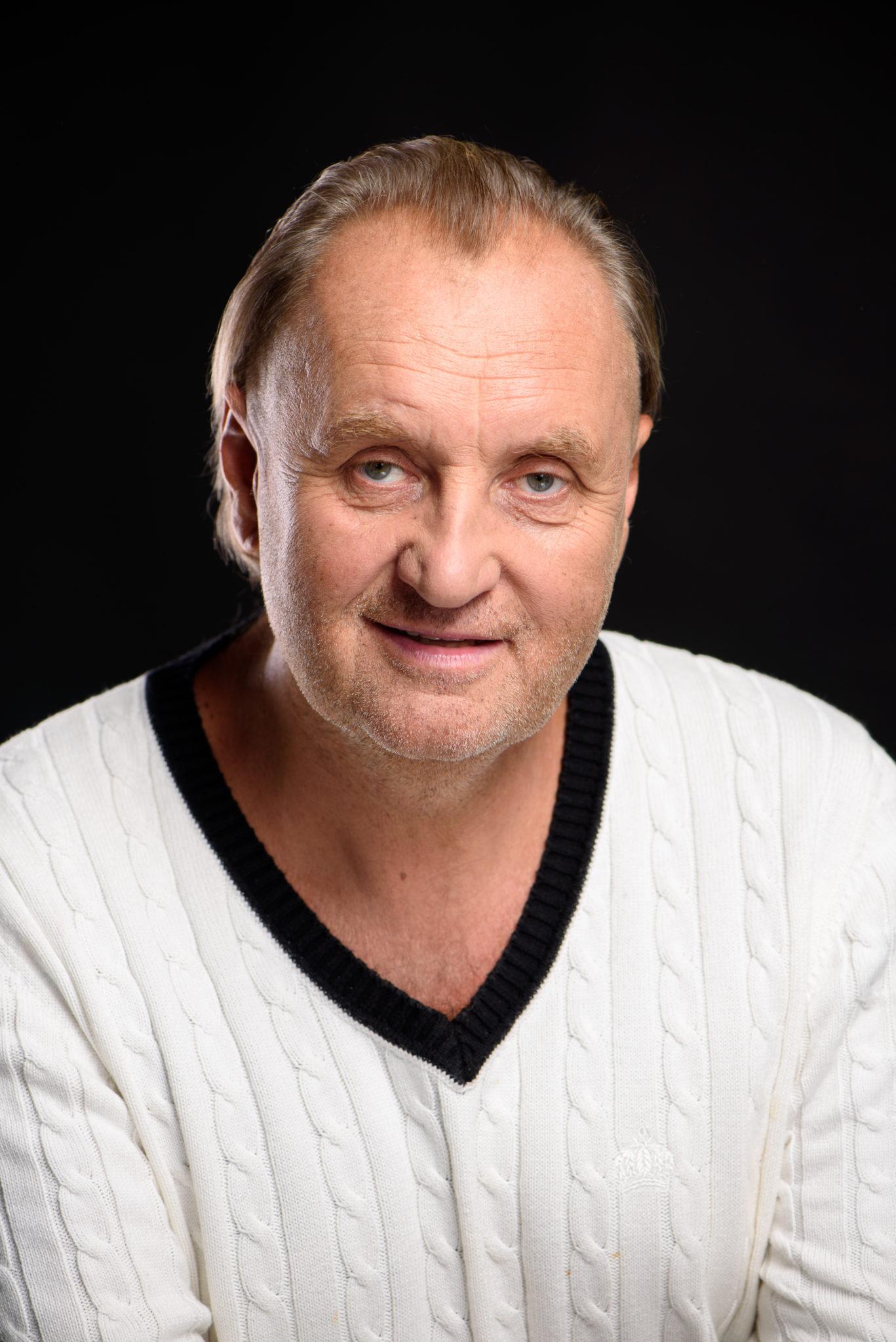 Владимир Бебешко, фотограф Алиса Постникова, студия Frontpage