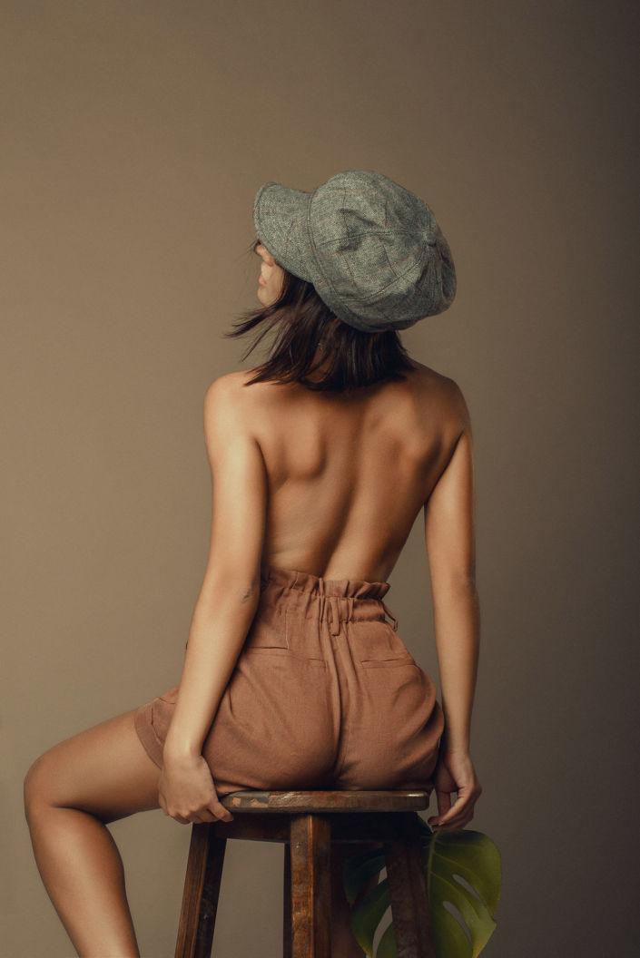 Эротическая фотосессия, фотограф Алина Безгинова 3