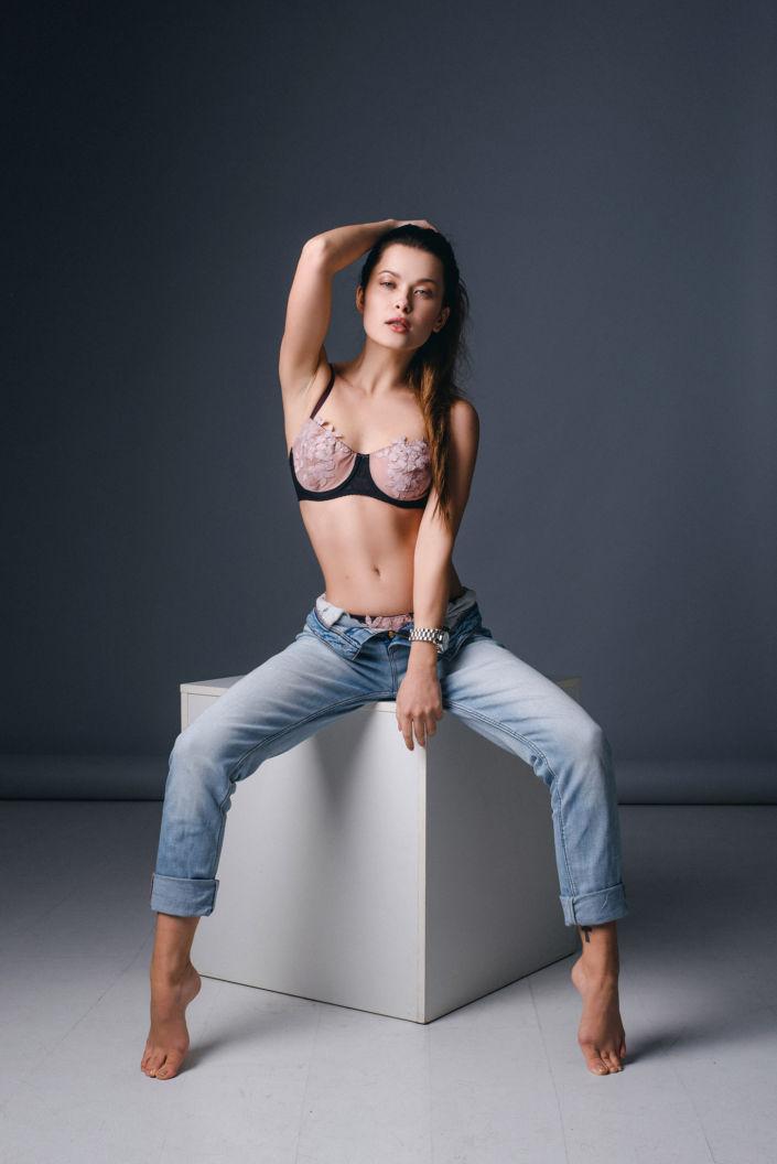 Эротическая фотосессия, фотограф Алина Безгинова 10