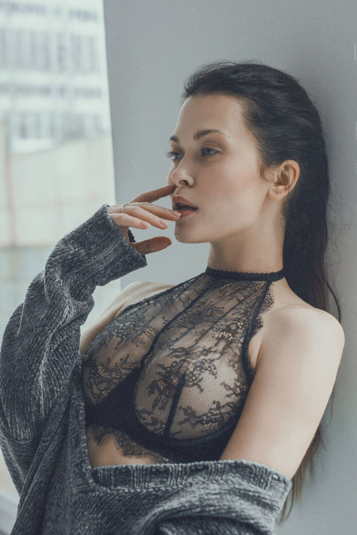 Эротическая фотосессия, фотограф Алина Безгинова 12