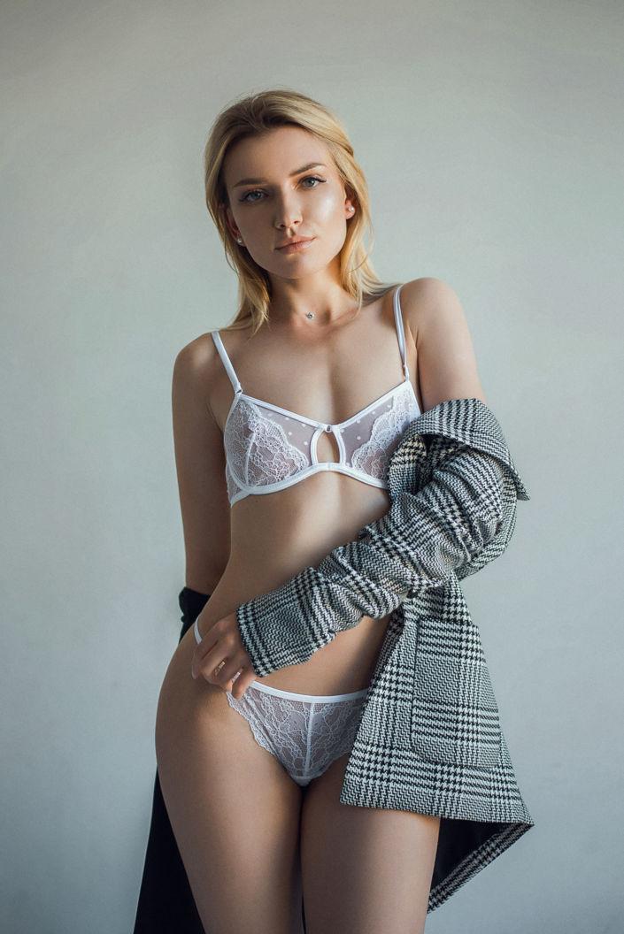 Эротическая фотосессия, фотограф Алина Безгинова 15