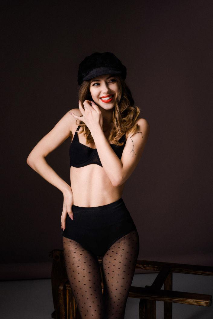 Эротическая фотосессия, фотограф Алина Безгинова 18