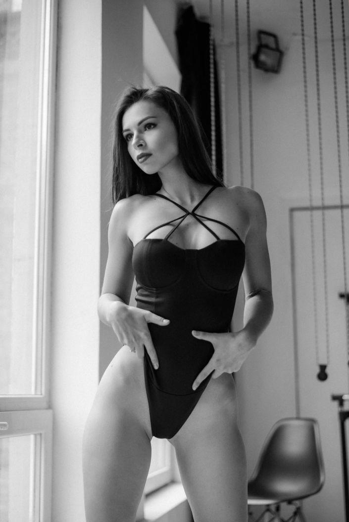 Эротическая фотосессия, фотограф Алина Безгинова 34