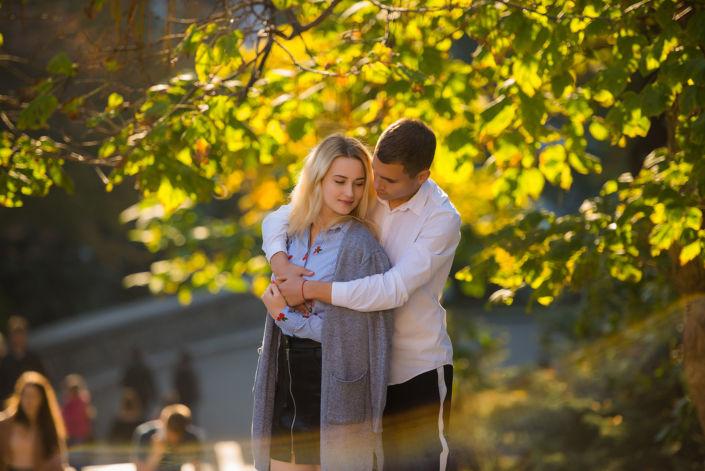 Love story фотосессия, на природе, фото пары на природе 11