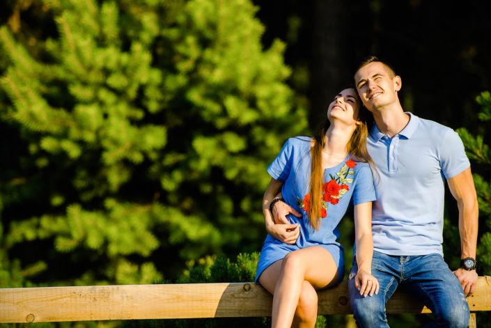 Love story фотосессия, на природе, фото пары на природе 17
