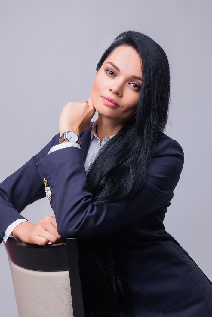 Бизнес фотосессия, деловой портрет, 26