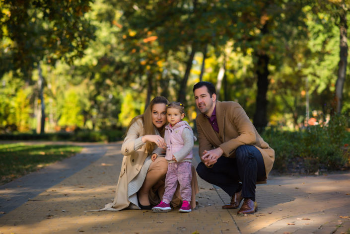 Семейная фотосессия на природе 7