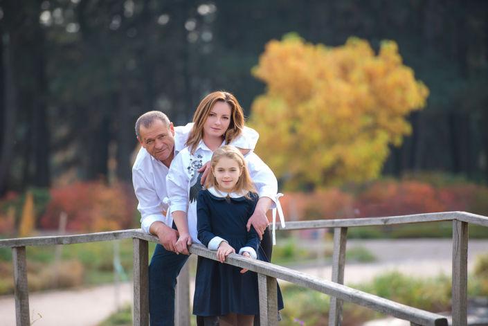 Семейная фотосессия на природе 20