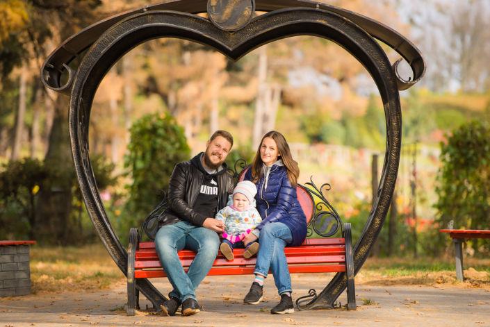 Семейная фотосессия на природе 22