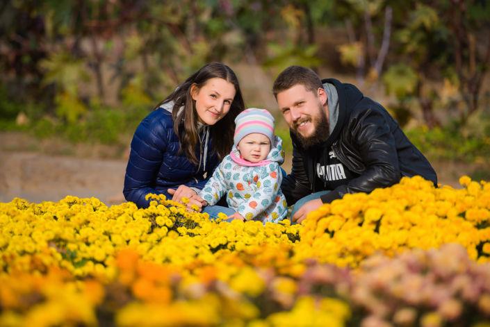Семейная фотосессия на природе 23