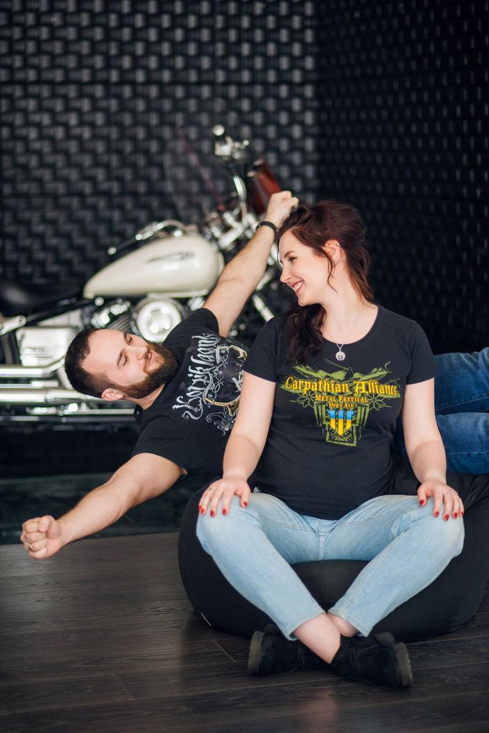 Фотосессия беременных, в студии 24
