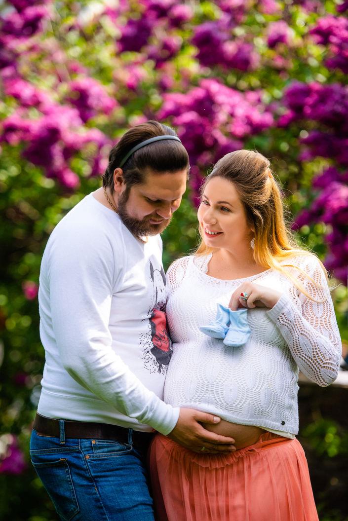 Фотосессия беременных, на природе, 3