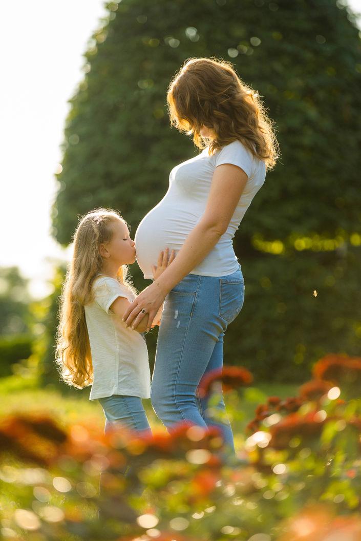 Фотосессия беременных, на природе, 4