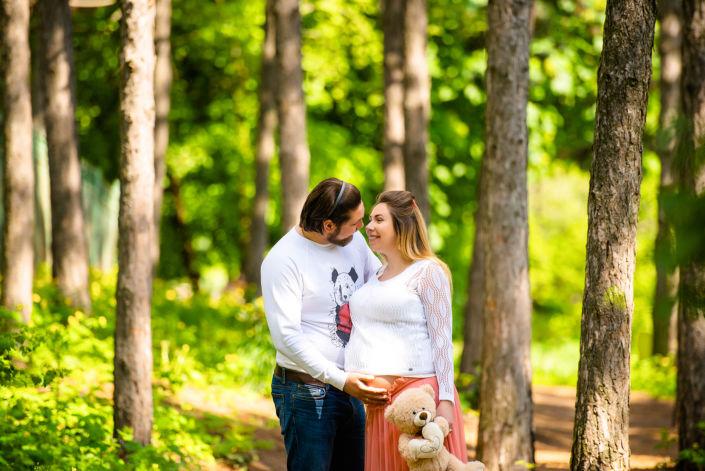 Фотосессия беременных, на природе, 21
