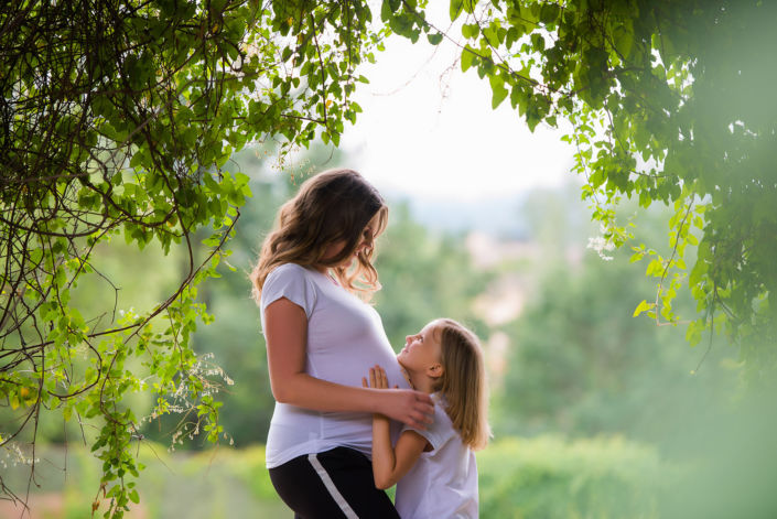 Фотосессия беременных, на природе, 28