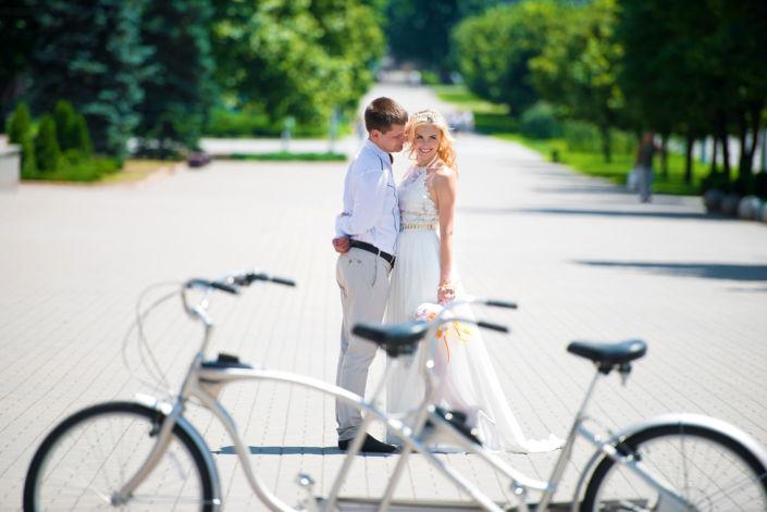 Фотосессия свадьбы, Киев 2