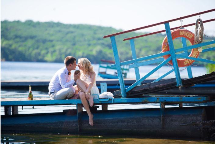 Фотосессия свадьбы, Киев 1