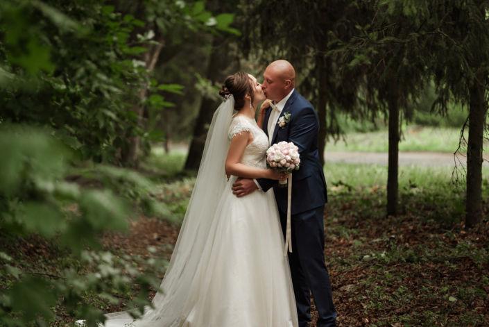 Фотосессия свадьбы, ph Постникова, 2018, Александрия, лес, пара