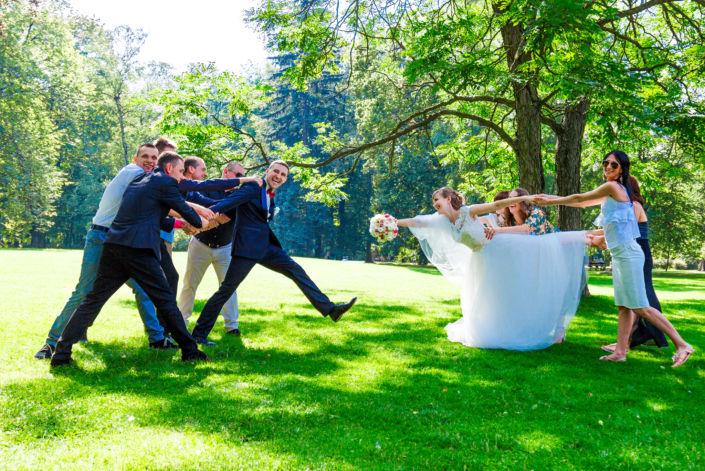 Фотосессия свадьбы, ph Постникова, 2017, Варшава, фото гостей и пары