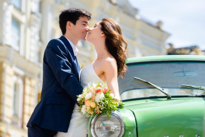 Фотосессия свадьбы, 2019, Киев, фото пары в Готово 7