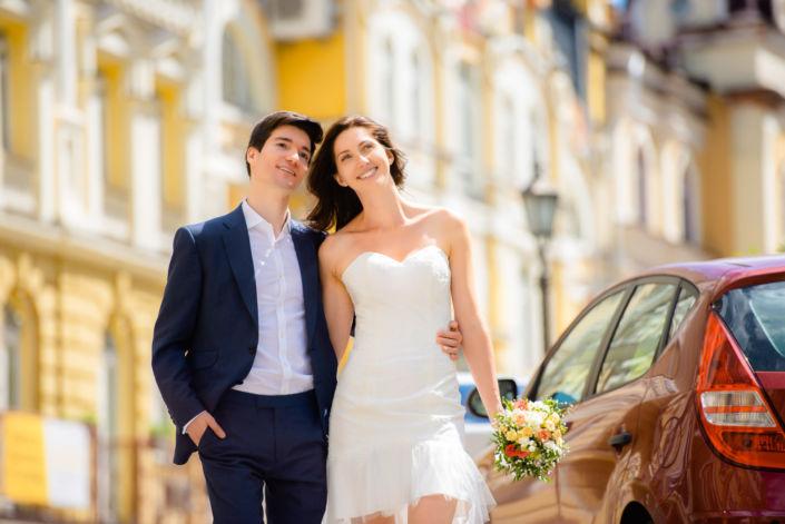 Фотосессия свадьбы, 2019, Киев, фото пары в Готово 3