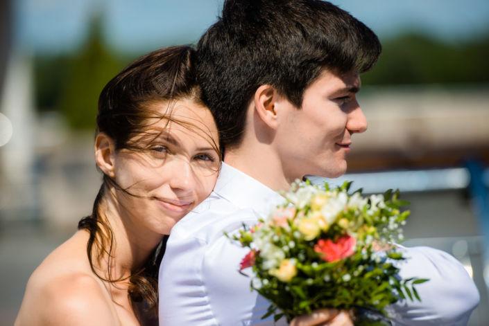 Фотосессия свадьбы, 2019, Киев, фото пары в Готово 4