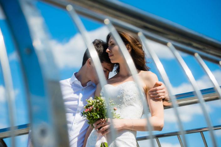 Фотосессия свадьбы, 2019, Киев, фото пары в Готово 2