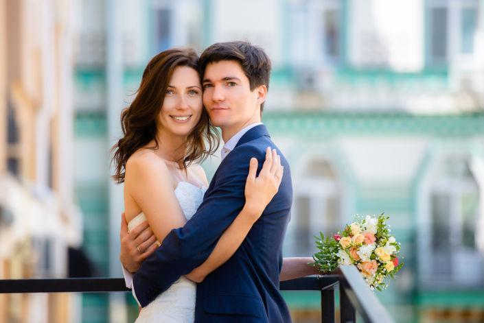 Фотосессия свадьбы, 2019, Киев, фото пары в Готово 5