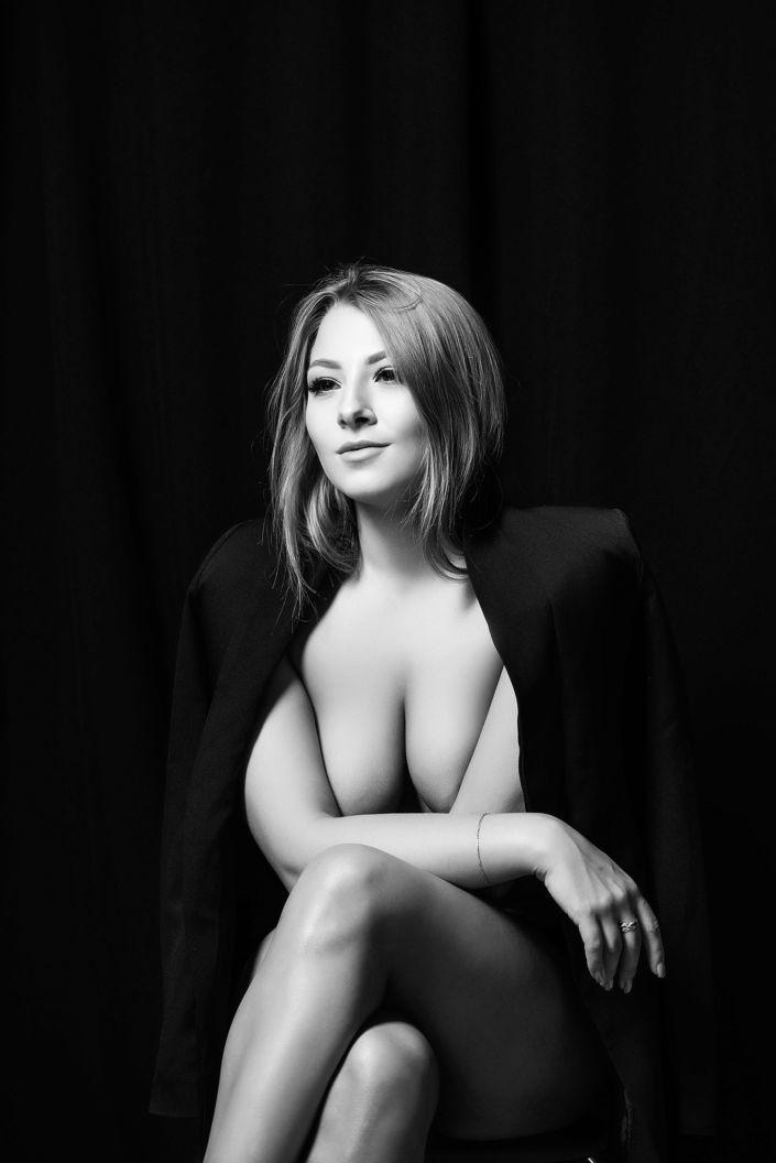 Эротическая фотосессия, фотограф Алиса Постникова 05