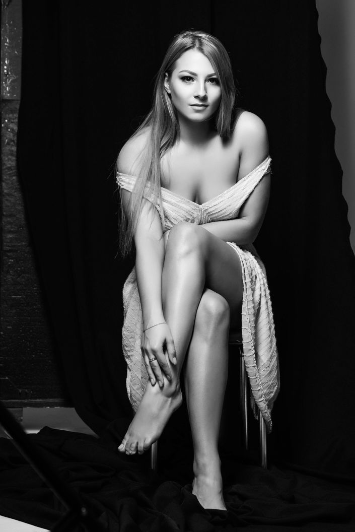 Эротическая фотосессия, фотограф Алиса Постникова 06