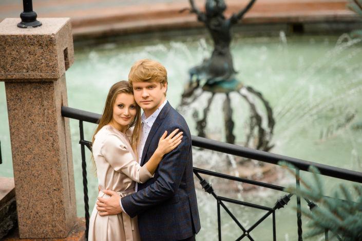 Love story фотосессия, на природе, фото пары на природе 26