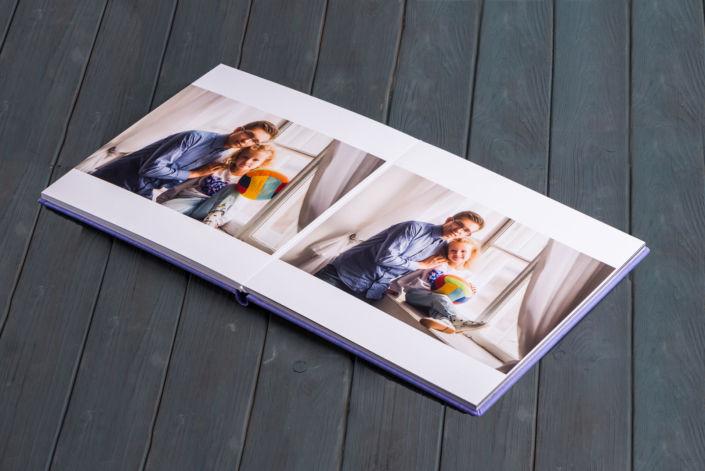 Заказать фотокнигу, изготовление и печать 24