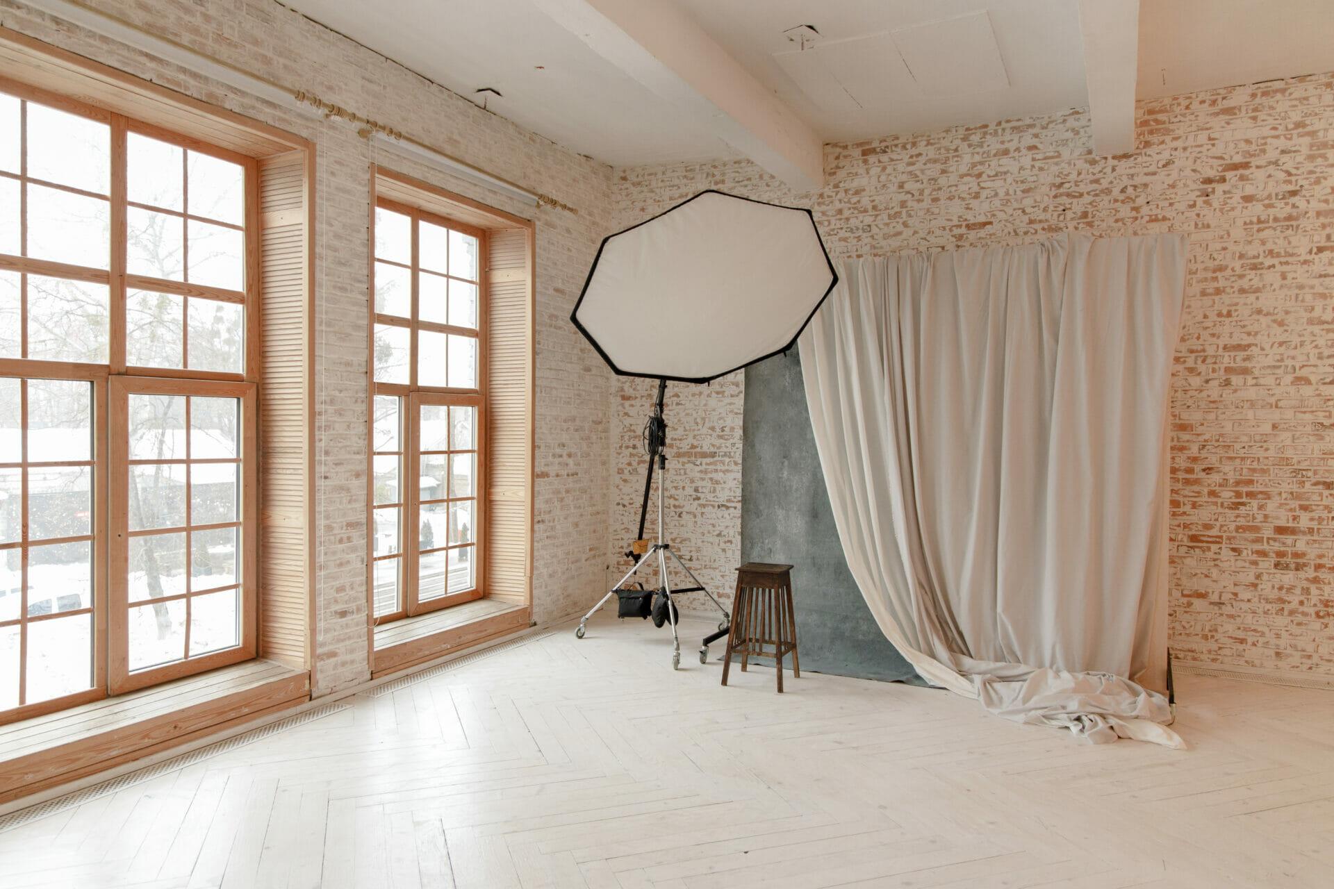 Фотостудия Киев, зал Light64